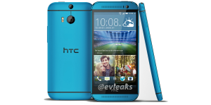HTC One (M8) Blue Leaked Pictures