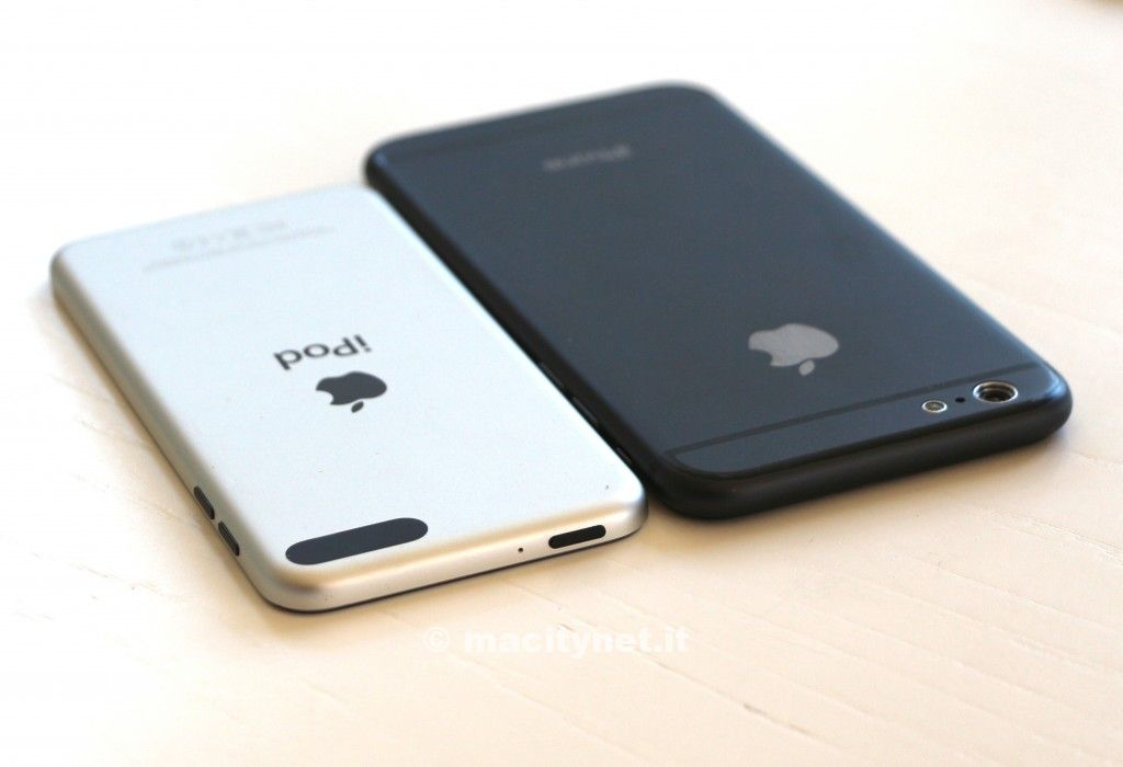 Iphone 6 Leaked Pictures Ipod Touch Comparison Made Bgr
