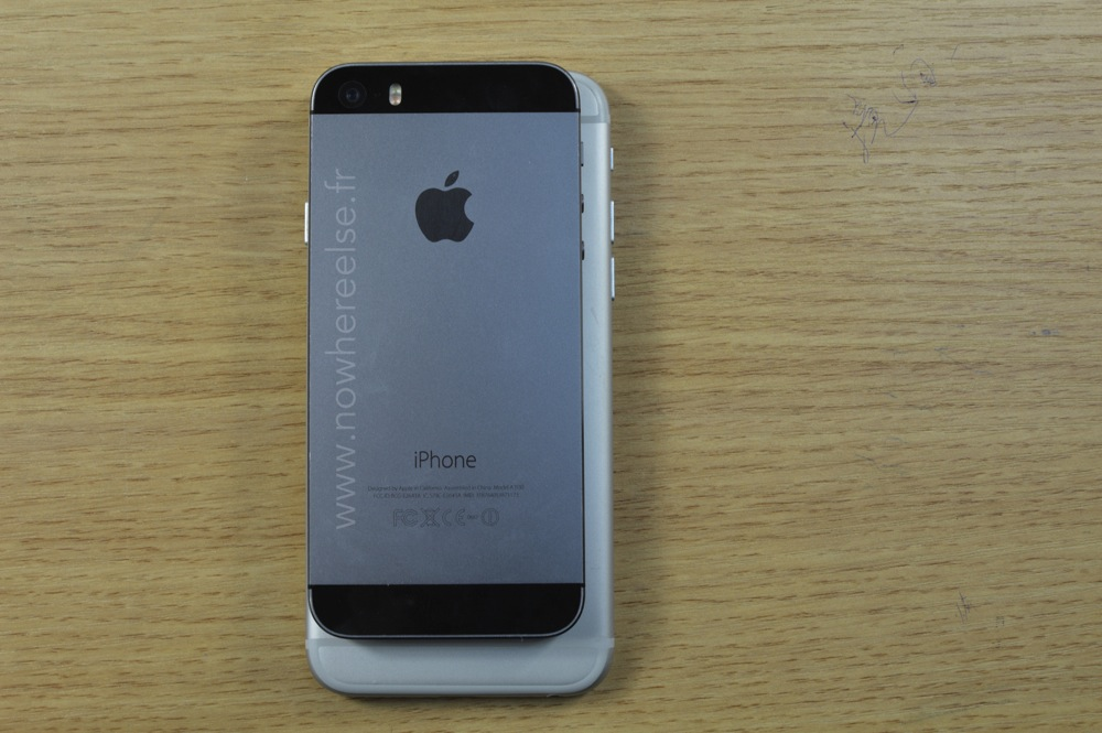 iPhone 6 vs. iPhone 5s: New leak gives us a better look at ...