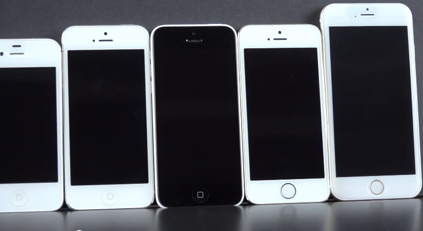 compare iphone models iphone 6 rumors iphone 6 vs iphone 5s and all other 1600