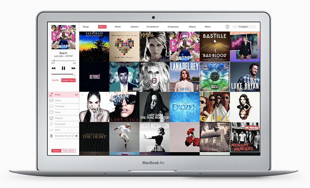 Best iTunes Concept