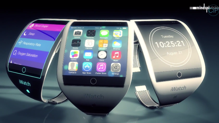 iWatch and iPhone Features