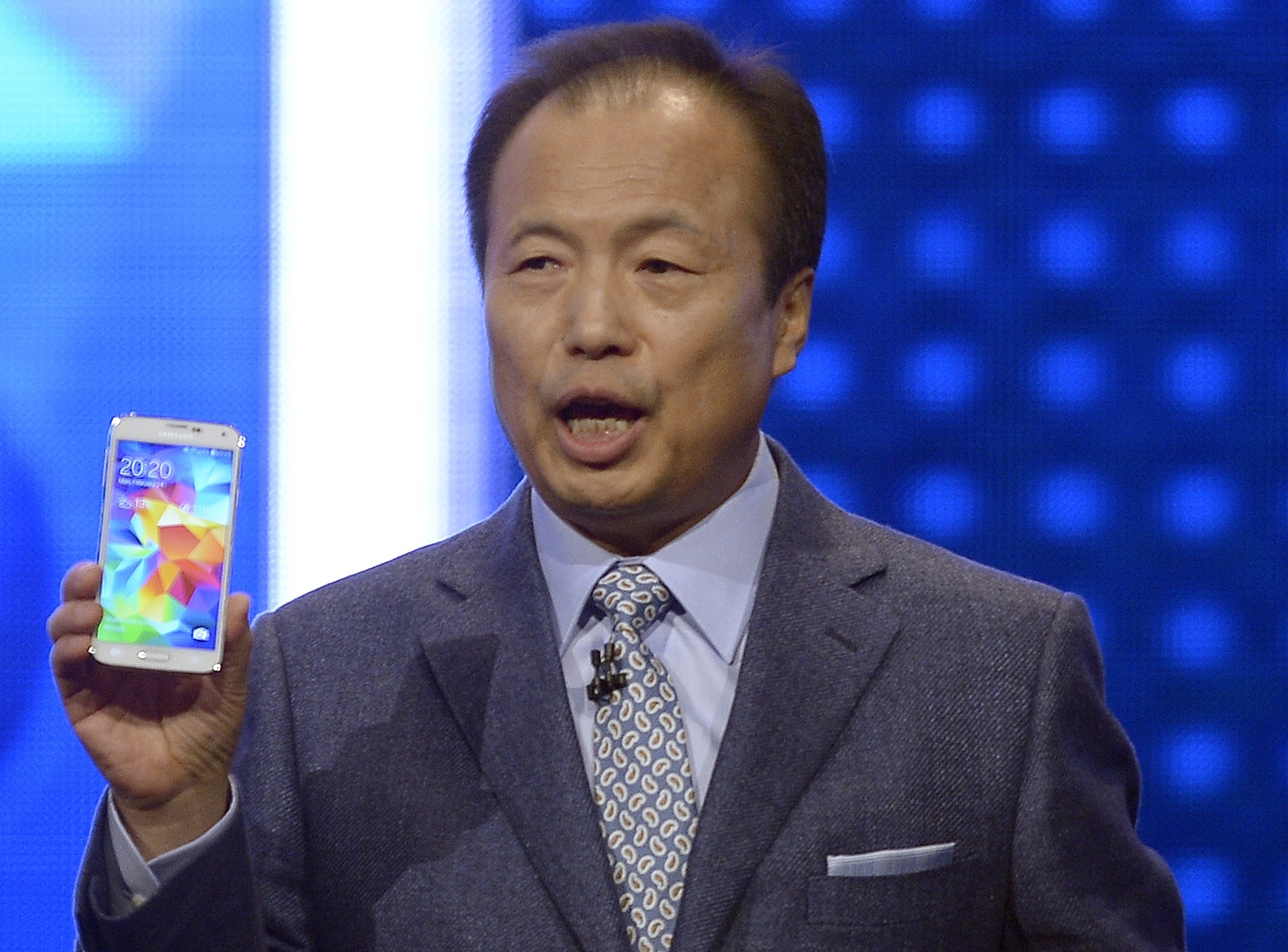 Samsung Mobile Sales Growth Chart