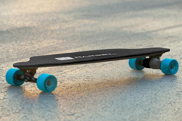 Kickstarter Marbel Electrical Skateboard