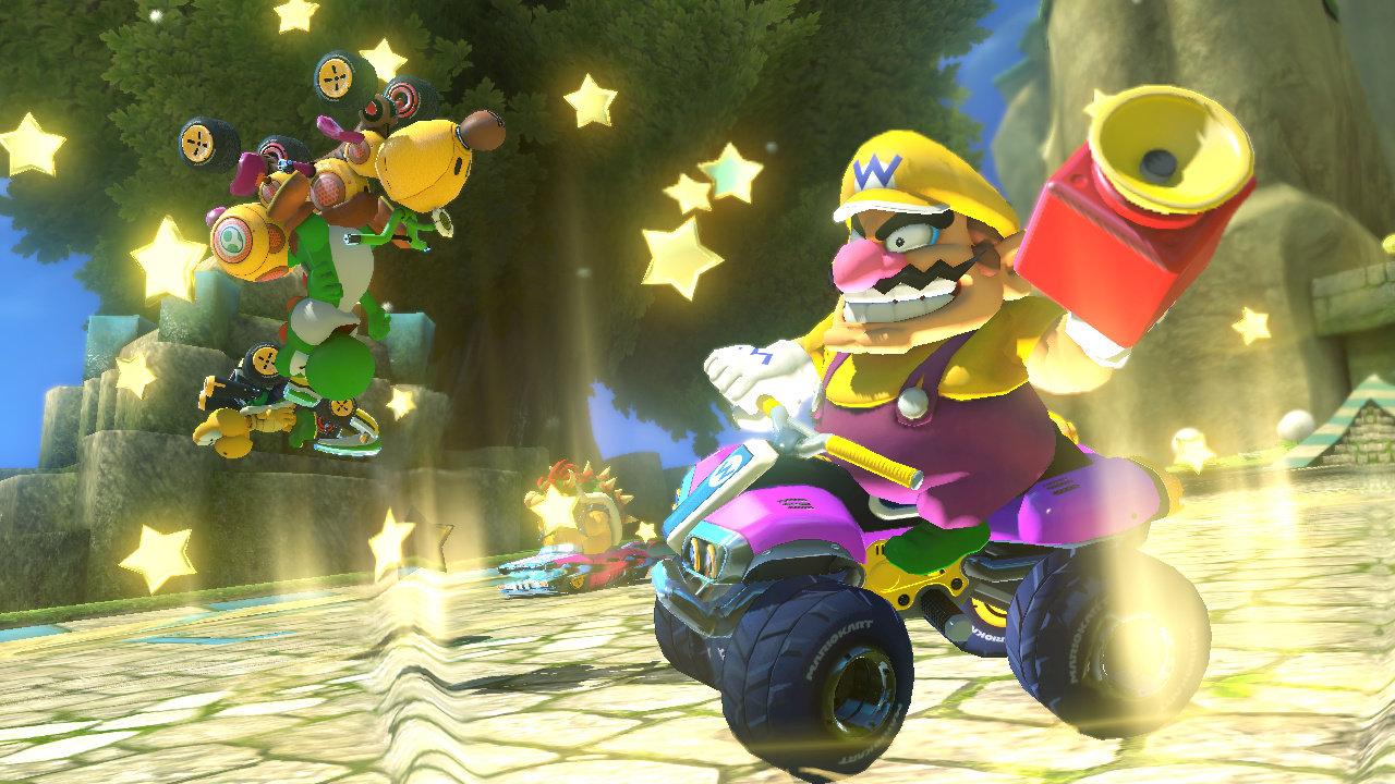 Wii U vs. Xbox One Sales