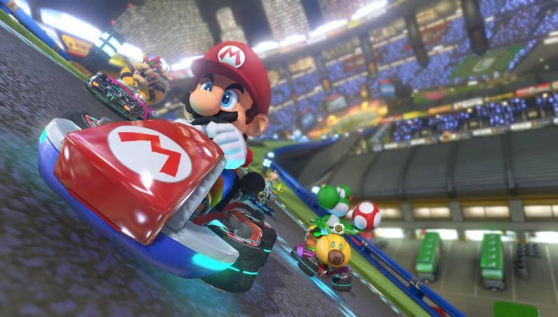 Conan Clueless Gamer Mario Kart 8