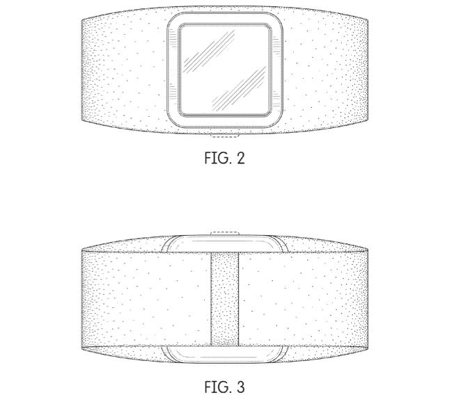 microsoft-smartwatch-patent-electronic-band-2