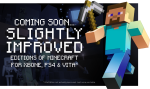 %name Minecraft is finally coming to the PS4, Xbox One and PS Vita by Authcom, Nova Scotia\s Internet and Computing Solutions Provider in Kentville, Annapolis Valley
