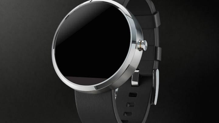 Moto 360 Face Design Concepts