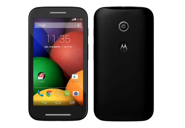 Moto E Specs and Images