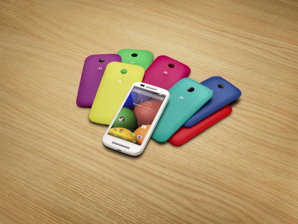 Motorola Smartphone Sales
