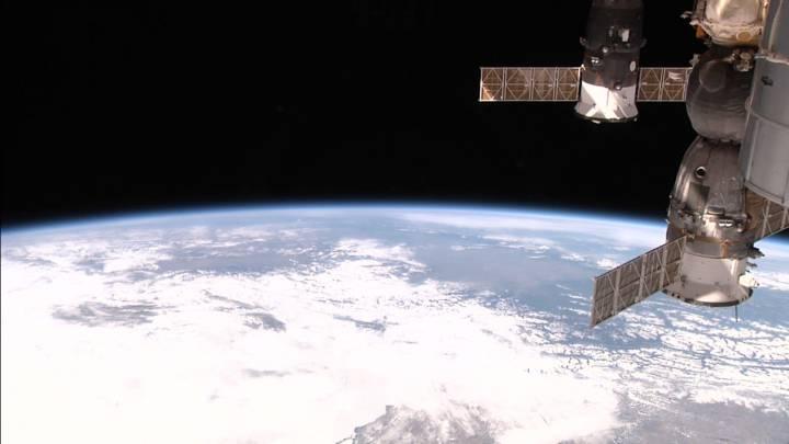 NASA ISS HD Cameras