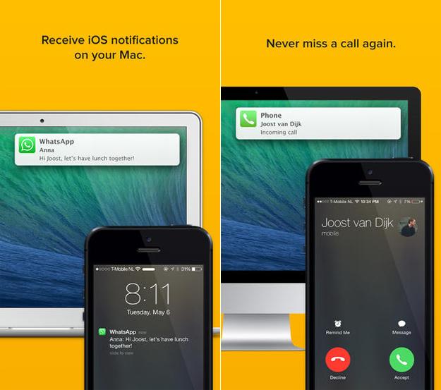 iPhone Notifications On Mac
