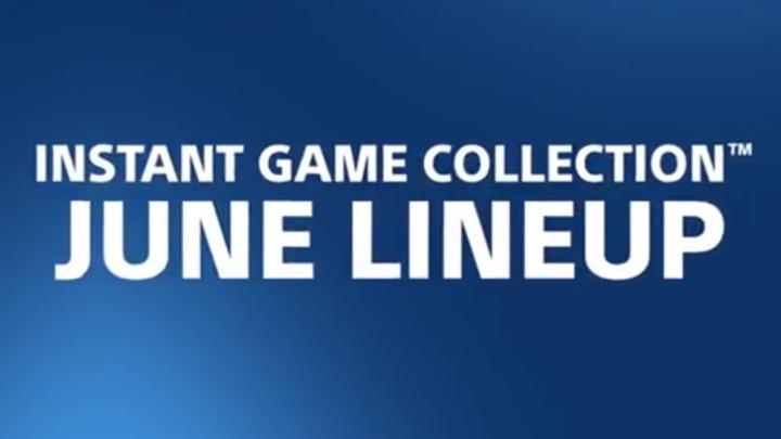 PS4 Free Games June