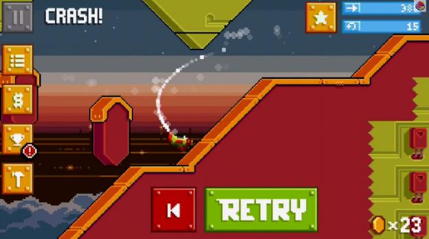 Rovio Retry Flappy Bird Clone