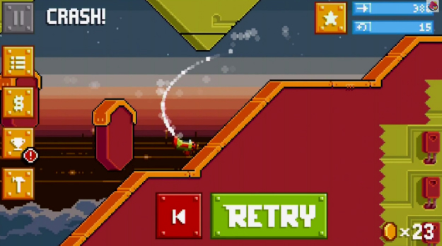Rovio Retry Flappy Bird Clone