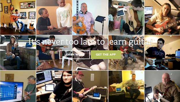 Guitar Classes Platform