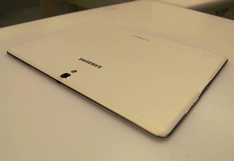 Galaxy Tab S and Galaxy Note 4