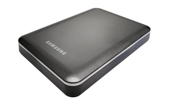 Samsung Wireless Hard Drive