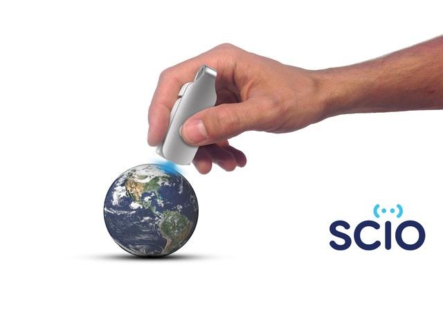 SCiO Handheld Spectrometer Kickstarter