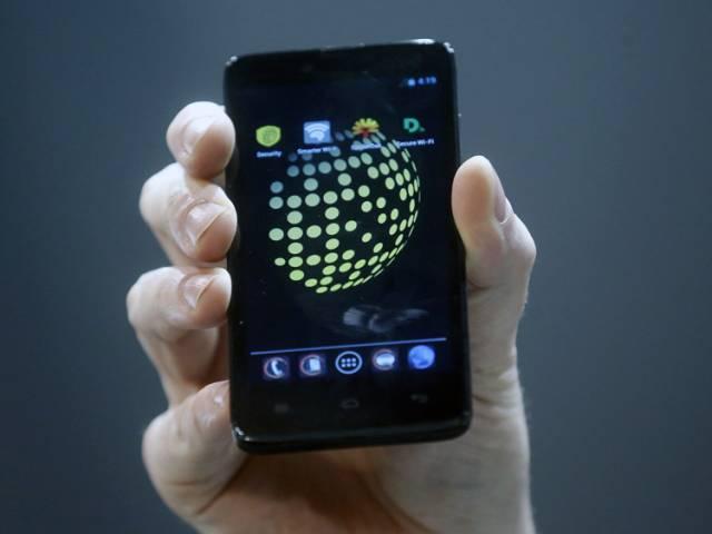 Blackphone 2 Vs. BlackBerry Passport