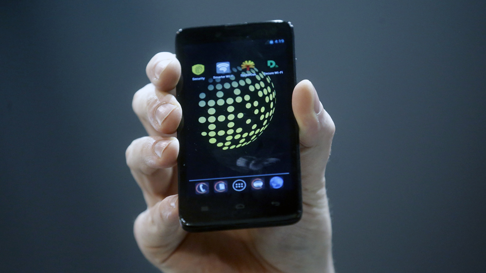 Android Blackphone Release Date
