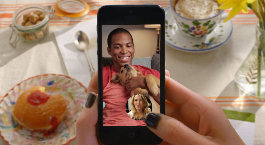 Snapchat Video Chat and Messaging