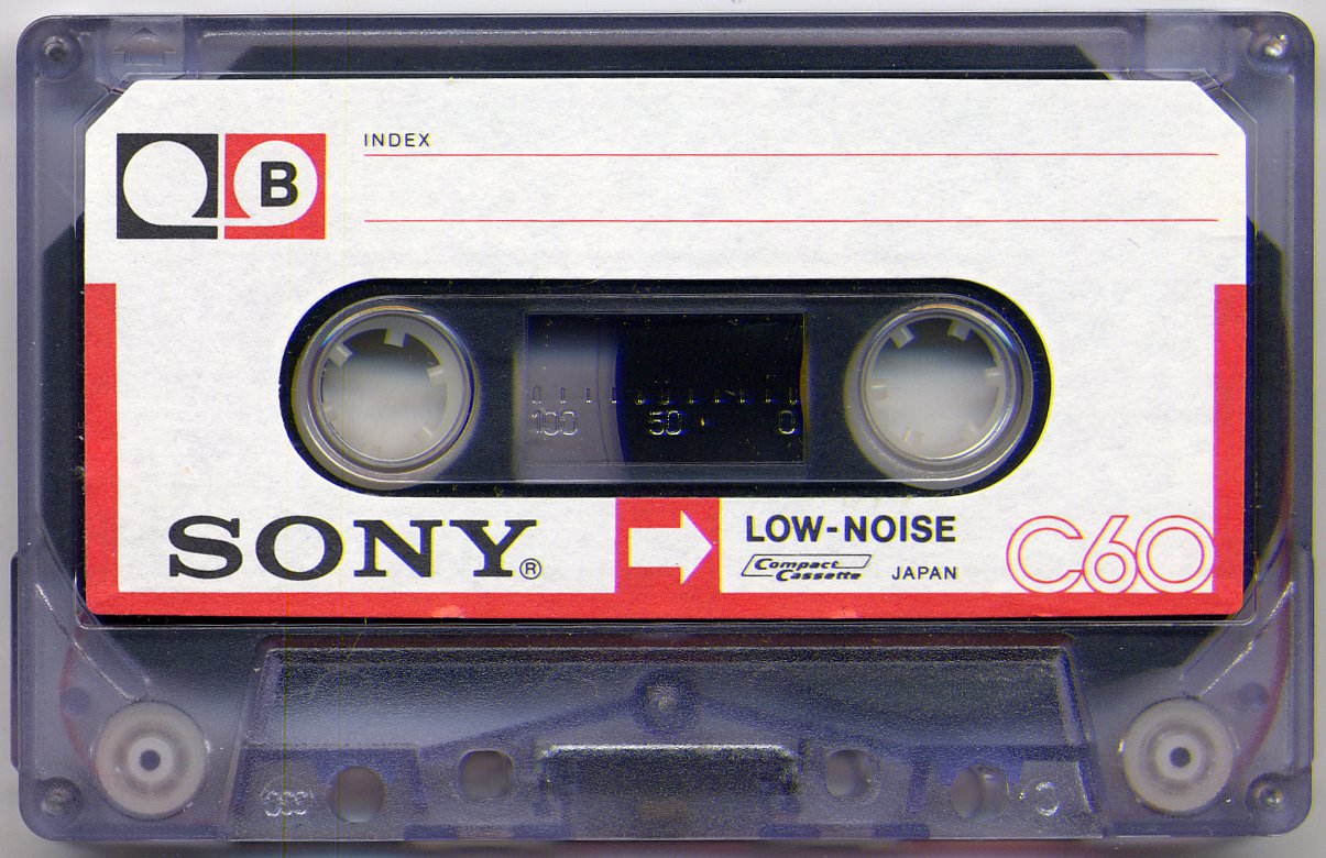 Sony cassette tape data storage: 185TB stored | BGR