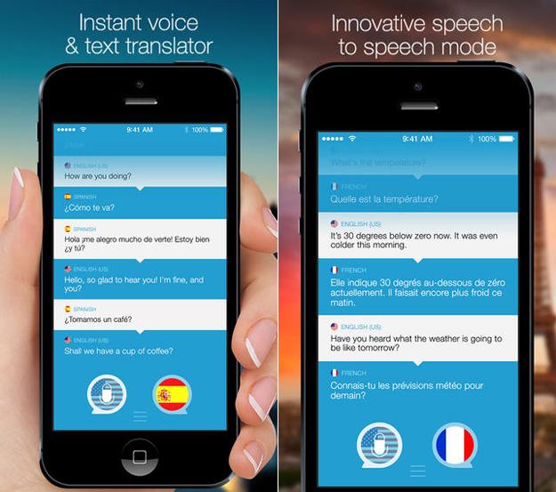 Speak & Translate Free Download