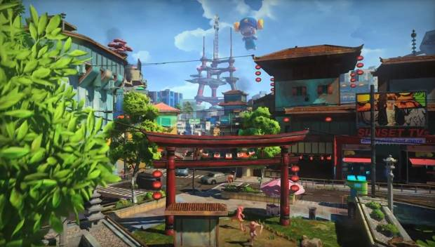Sunset Overdrive Streaming Demo