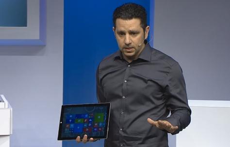 Microsoft Event 2016