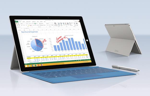 Microsoft Q1 2015 Earnings Surface