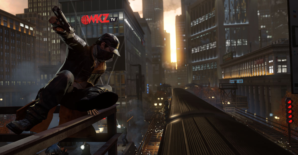 Watch Dogs 2 World Premiere Live Stream