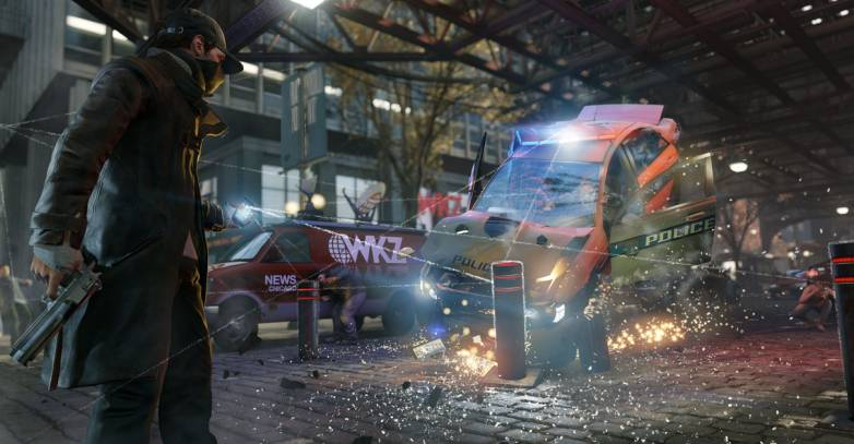 Watch Dogs Graphics