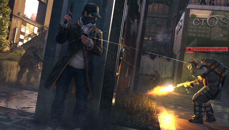 Watch Dogs PS4 Xbox One Resolution