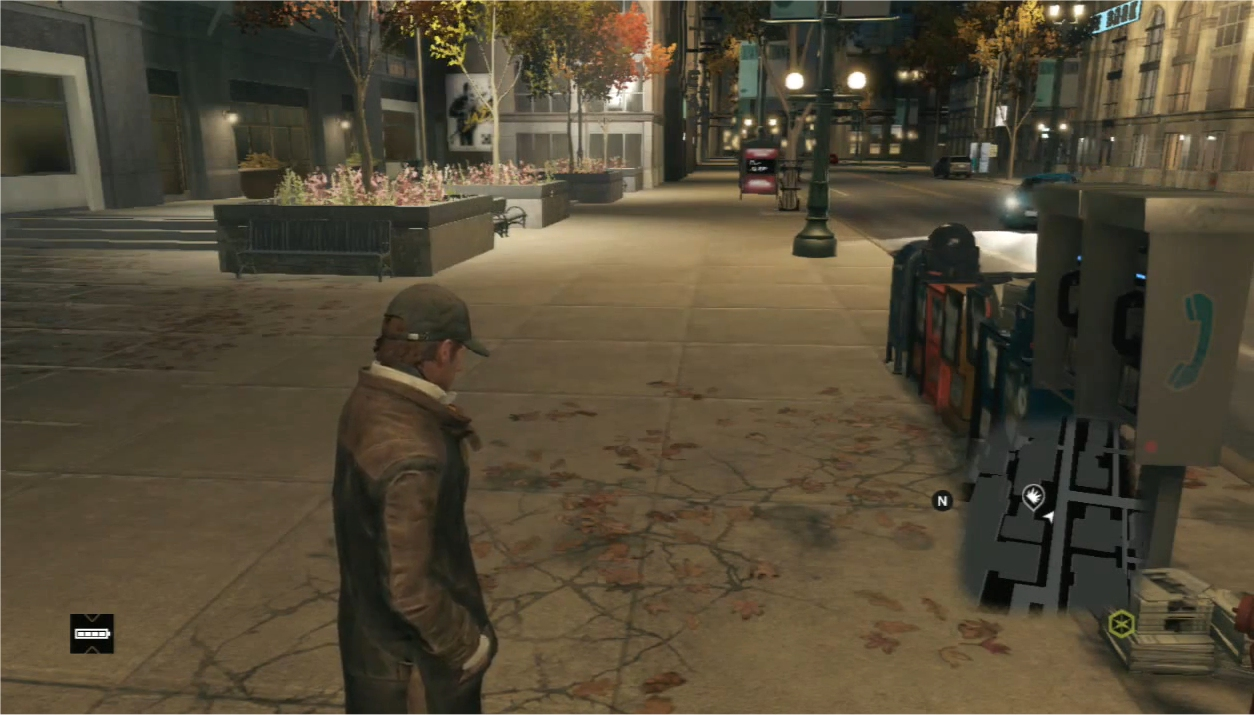 Watch Dogs Way Point