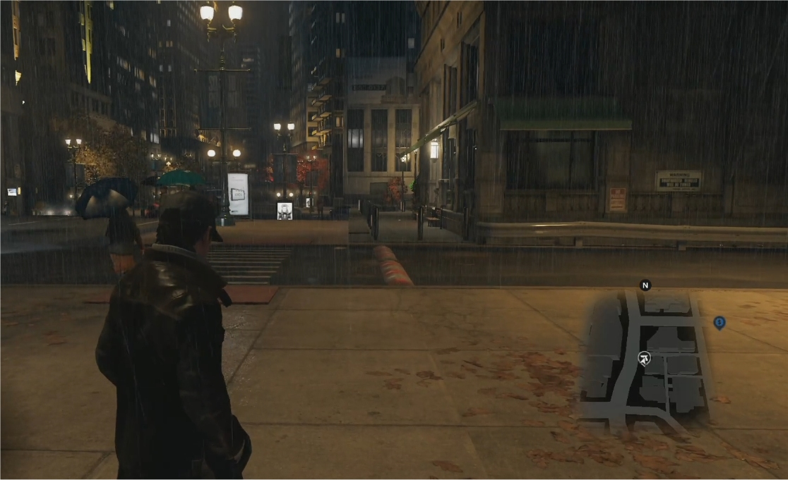 Comparing Watch Dogs' graphics on the PS3, PS4 and Xbox ...
