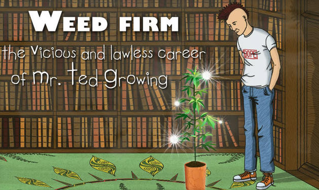 Banned iOS Apps Weed Firm