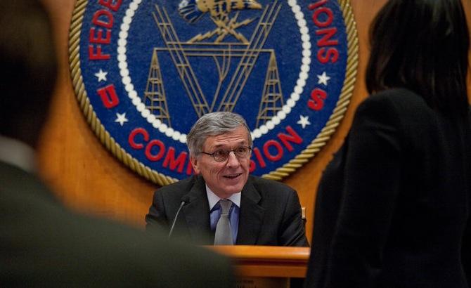 FCC Net Neutrality Netflix Amazon