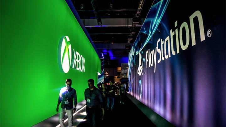 PS4 vs Xbox One Sales