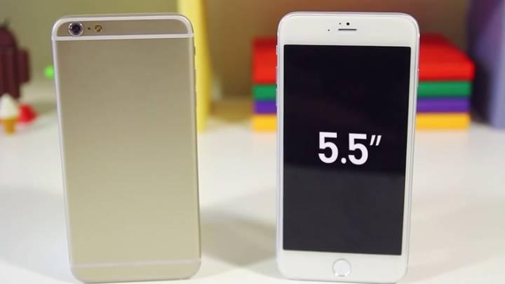 Apple 5.5-Inch iPhone Specs