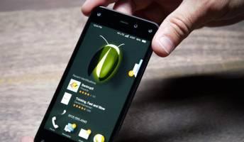 Amazon Fire Phone Vs iPhone