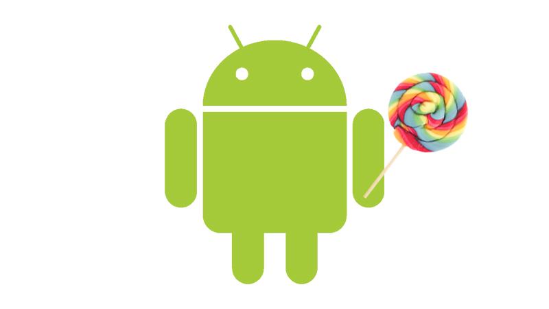 Google's Android 5.0 Lollipop
