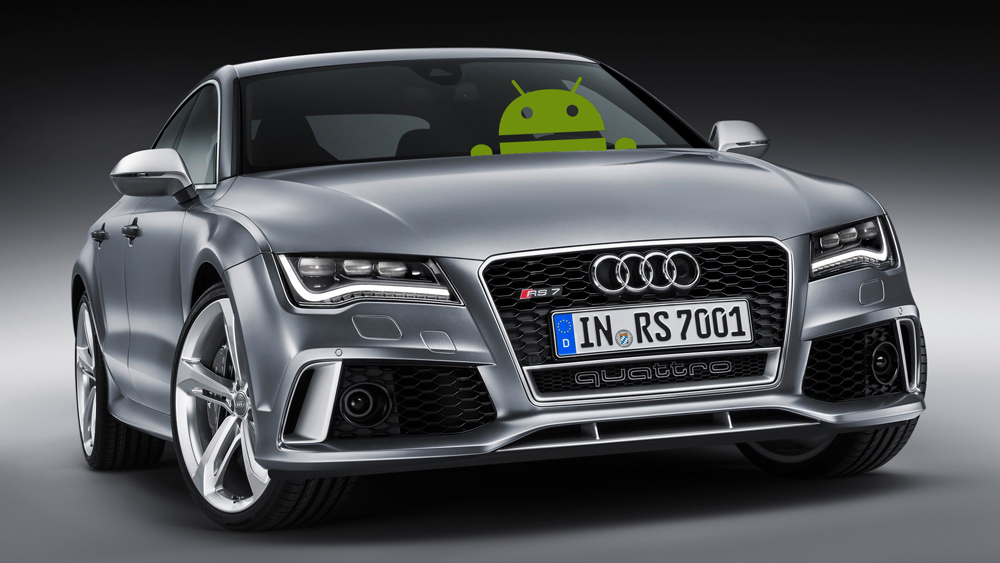 Android Hands Free Car
