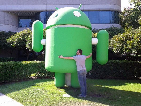 Android 4.5 Google I/O Launch