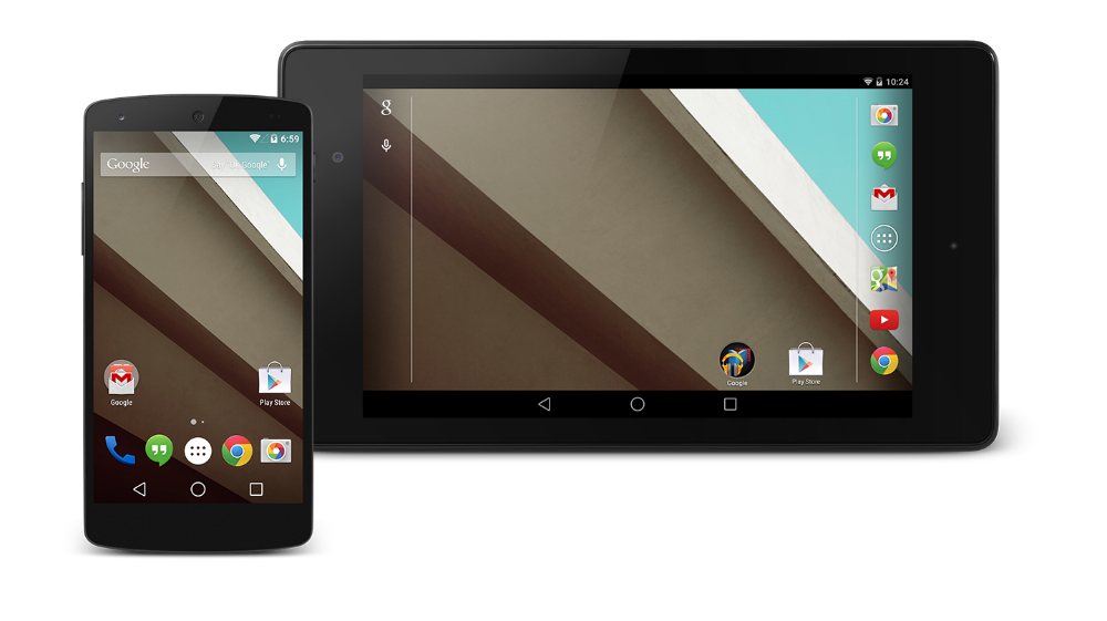 Nexus 4 Android L Download and Install