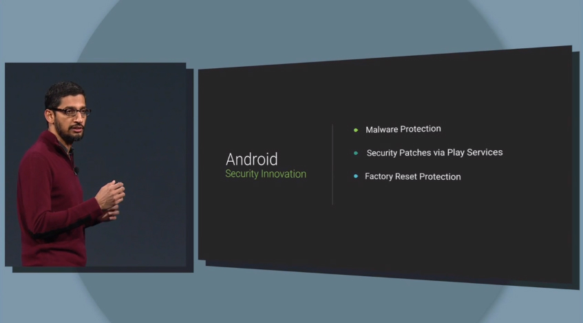 Google on Android Malware and Security