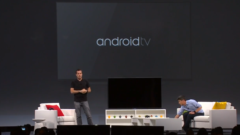 Google Android TV Update