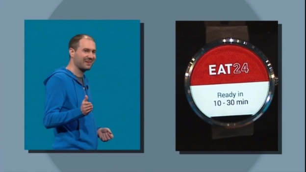 Android Wear Google IO 1