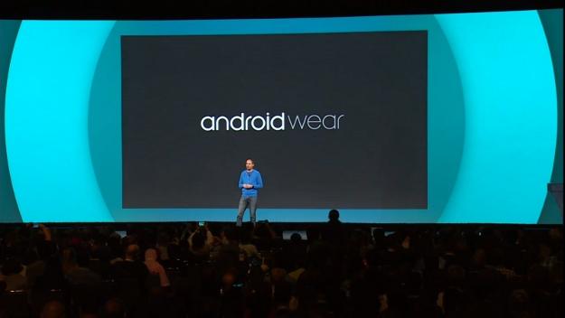 Google I/O Android Wear